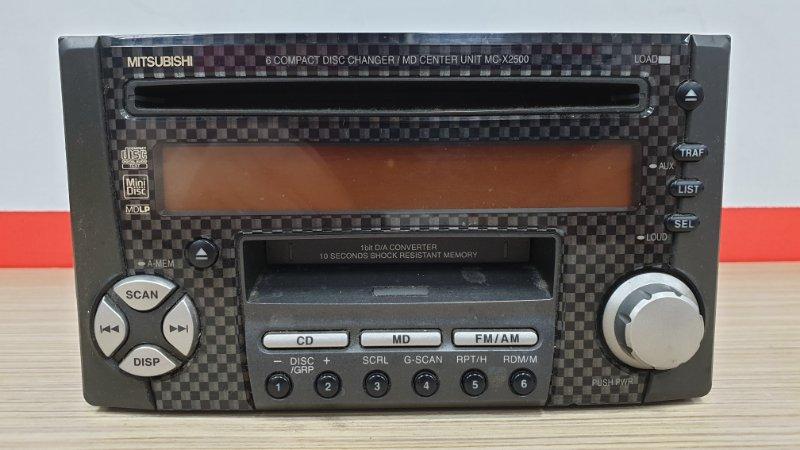 Магнитола Mitsubishi Pajero Io H77W 4G94 2004 (б/у)