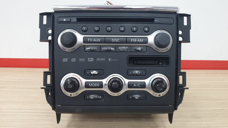 Магнитола Nissan Teana J32 VQ25 2008 (б/у)