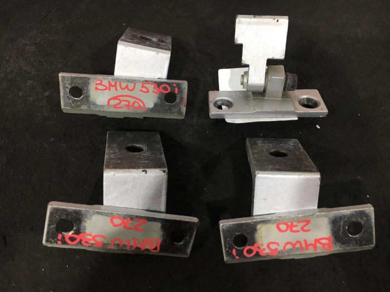 Крепление двери Bmw 5-Series E60 M54B30 2004 41517176849, 41517176848, 41517176847 Продаются комплектом 4 (б/у)