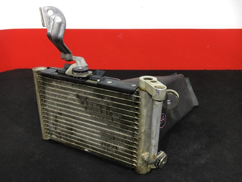Радиатор масляный Bmw X3 E83 N52B25A 2008 17213448627 (б/у)