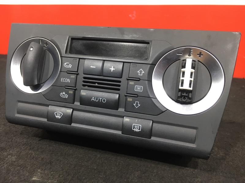 Блок управления климат-контролем Audi A3 8P BSE 2008 Нет облицовки правой ручки (б/у)