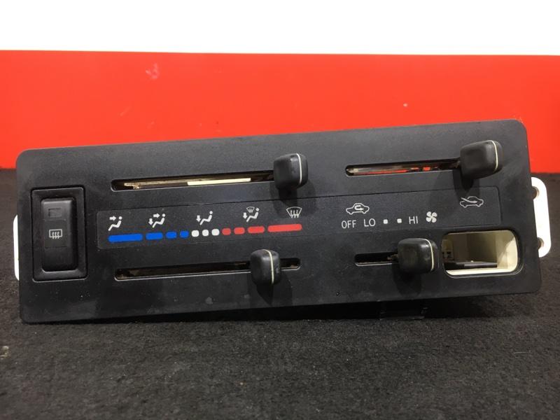Блок управления климат-контролем Toyota Lite Ace Noah SR40 3S 2000 (б/у)