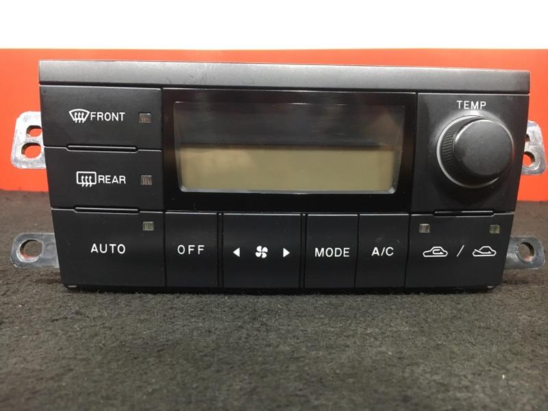 Блок управления климат-контролем Mazda Premacy CP8W FP 2004 (б/у)