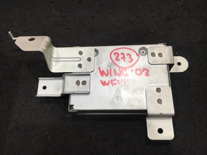 Блок управления акпп Nissan Wingroad WFY11 QG15 2002 48 ящик. (б/у)