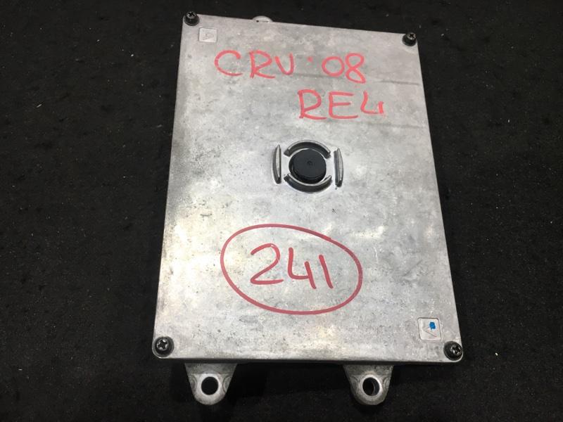 Блок управления двс Honda Cr-V RE4 K24A 2008 48 ящик. (б/у)