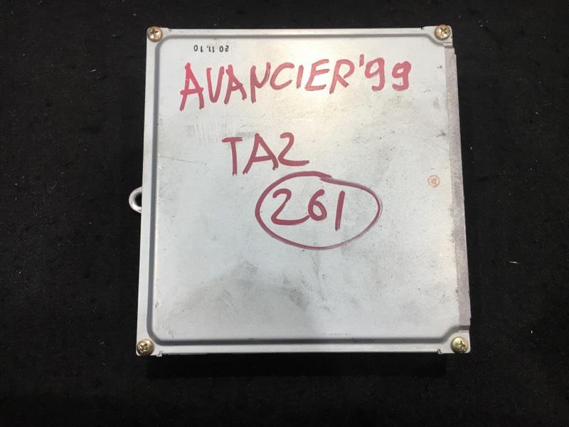 Блок управления двс Honda Avancier TA2 F23A 1999 48 ящик. (б/у)