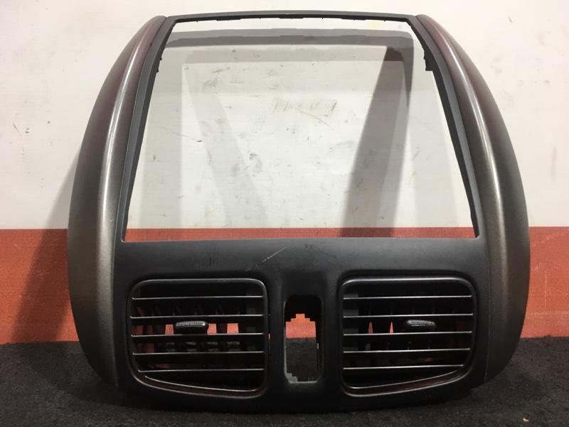 Рамка магнитолы Mazda Premacy CP8W FP 2004 (б/у)