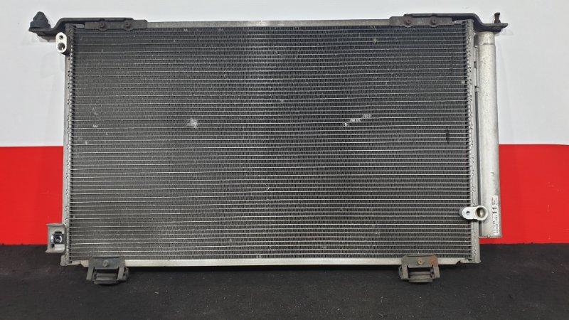 Радиатор кондиционера Toyota Avensis AZT250 1AZ-FSE 2005 Правый руль. (б/у)