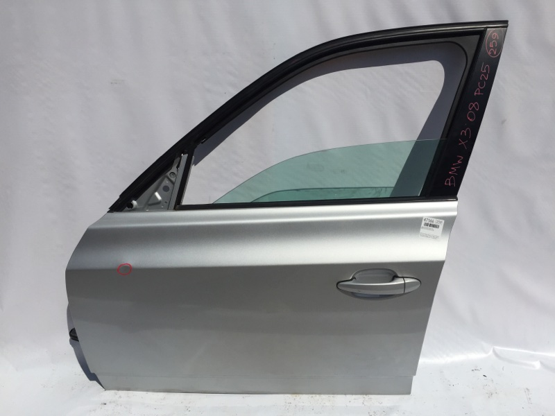 Ручка двери Bmw X3 E83 N52B25A 2008 передняя левая (б/у)