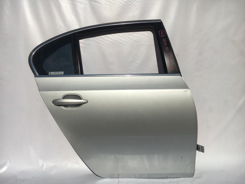 Ручка двери Bmw 5-Series E60 M54B30 2004 задняя правая 51216961444 (б/у)