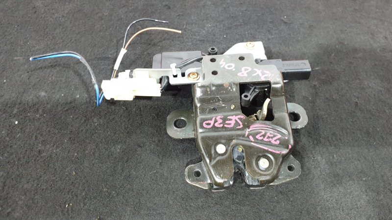 Замок багажника Mazda Rx-8 SE3P 13B 2004 (б/у)