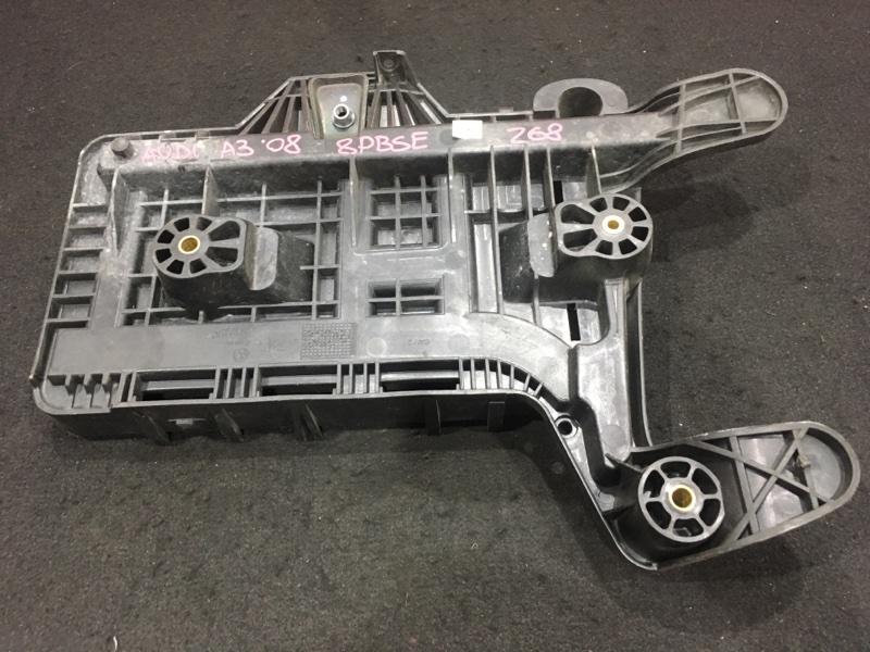 Кронштейн под аккумулятор Audi A3 8P BSE 2008 (б/у)