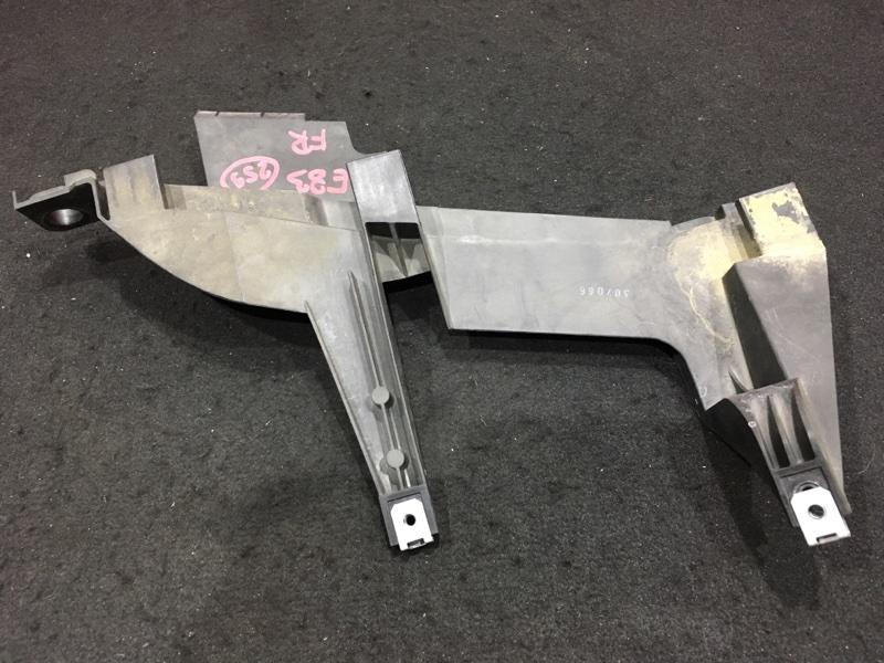 Крепление фары Bmw X3 E83 N52B25A 2008 переднее правое (б/у)