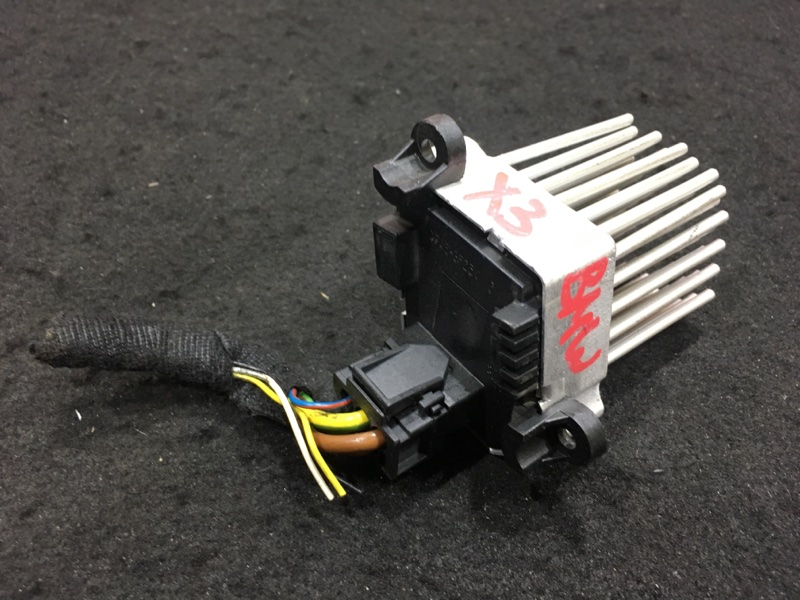 Резистор Bmw X3 E83 N52B25A 2008 (б/у)