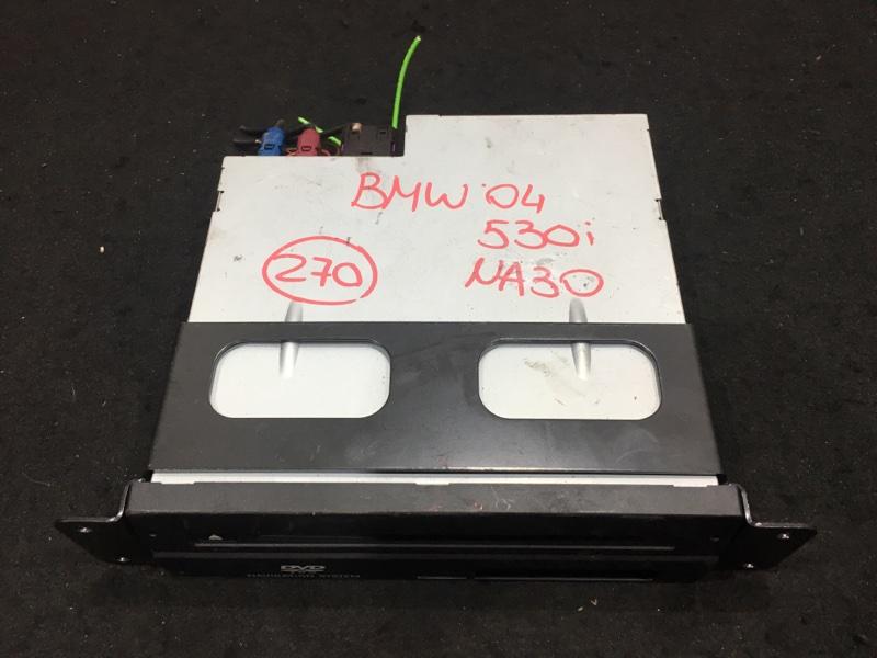Блок управления навигацией Bmw 5-Series E60 M54B30 2004 Офис. (б/у)