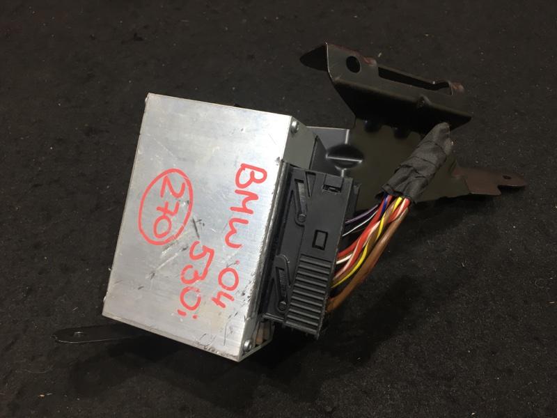 Усилитель магнитолы Bmw 5-Series E60 M54B30 2004 48 ящик. (б/у)