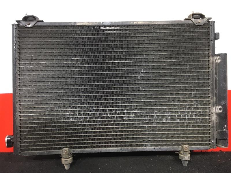 Радиатор кондиционера Toyota Platz NCP12 1NZ 1999 (б/у)