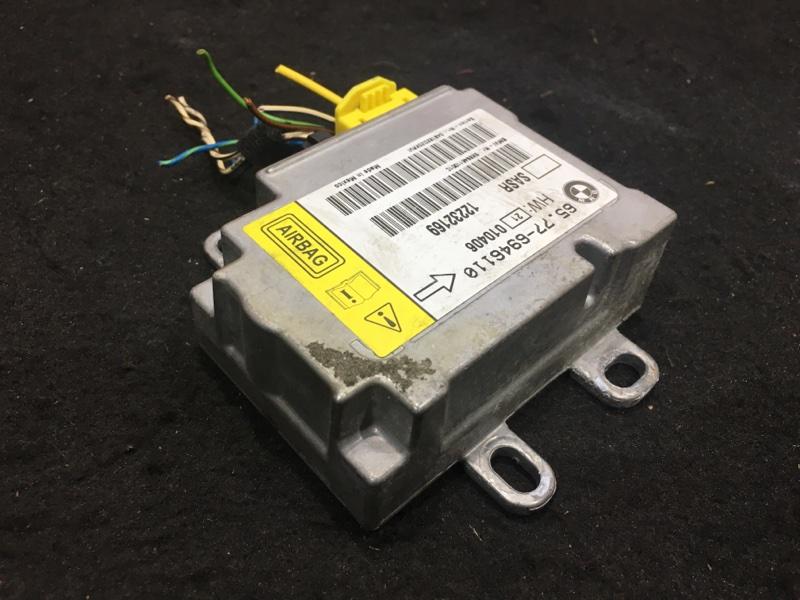 Блок управления airbag Bmw 7-Series E65 N62B44A 2004 Датчик в передней стойке правый. 48 ящик. (б/у)