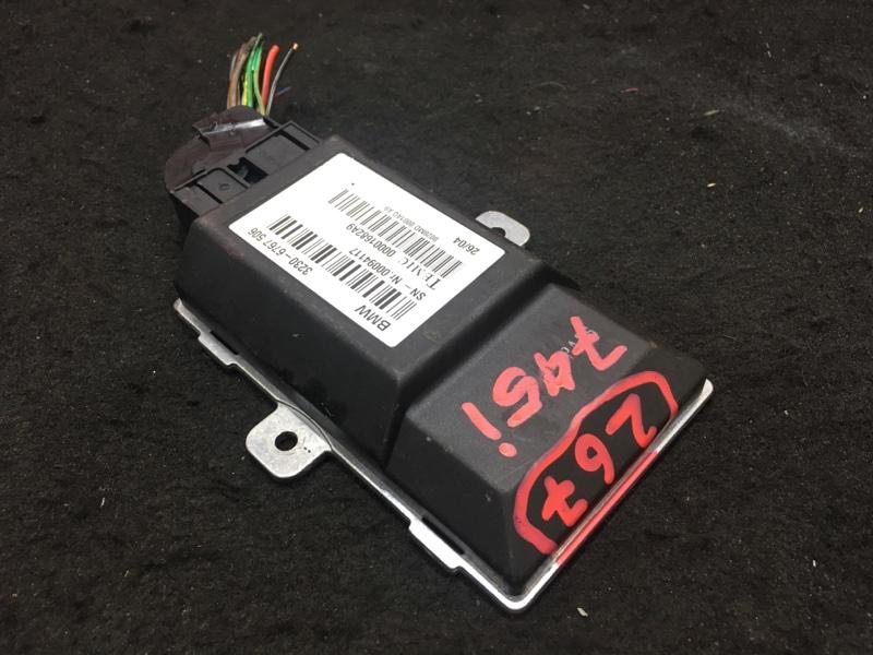 Блок электронный Bmw 7-Series E65 N62B44A 2004 Блок управления рулевой колонкой. 48 ящик. (б/у)