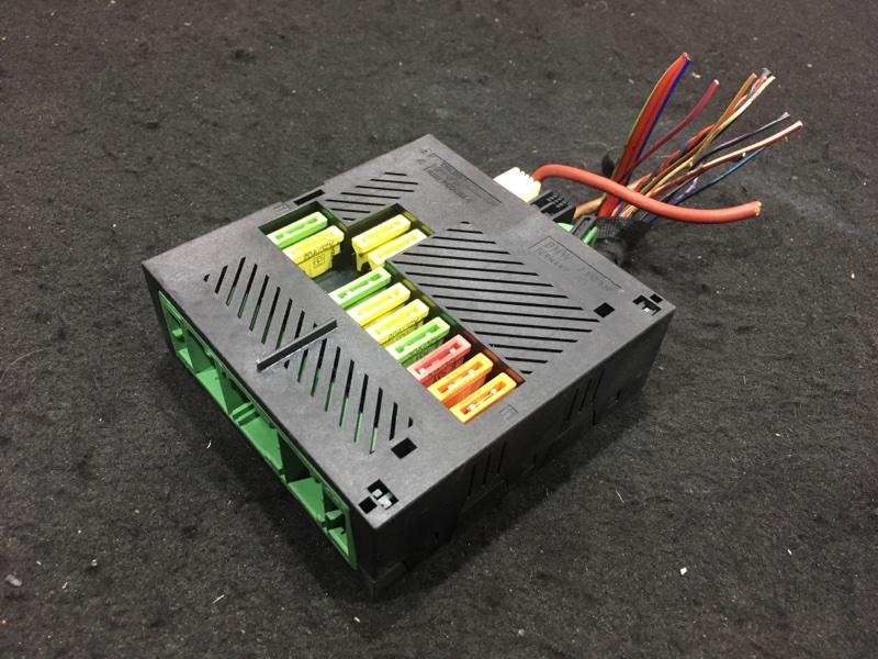 Блок электронный Bmw 7-Series E65 N62B44A 2004 13943701 48 ящик. (б/у)