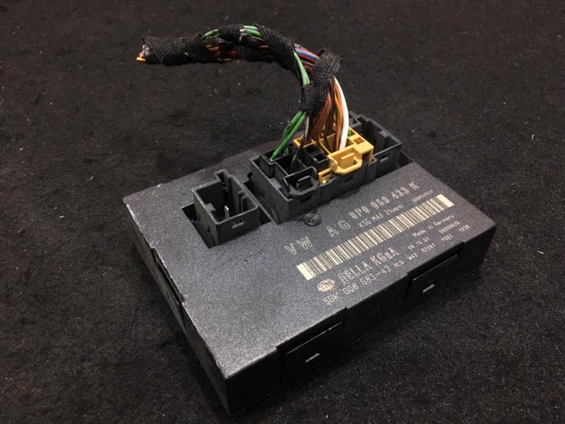 Блок электронный Audi A3 8P BSE 2008 Центральный блок управления систем комфорта. 48 (б/у)