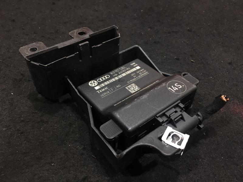 Блок электронный Audi A3 8P BSE 2008 Диагностический интерфейс шин данных. 48 ящик. (б/у)