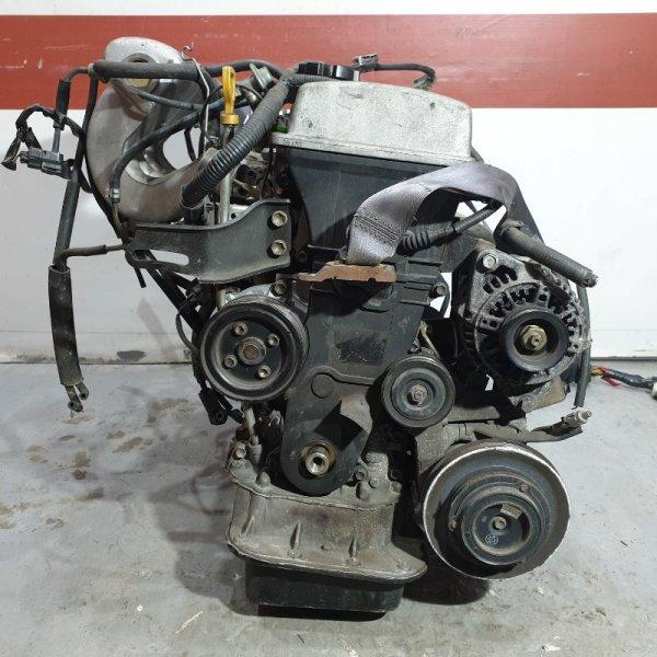 Коллектор впускной Toyota Carina AT211 7A 2000 Клапан сломан, пропускает. (б/у)