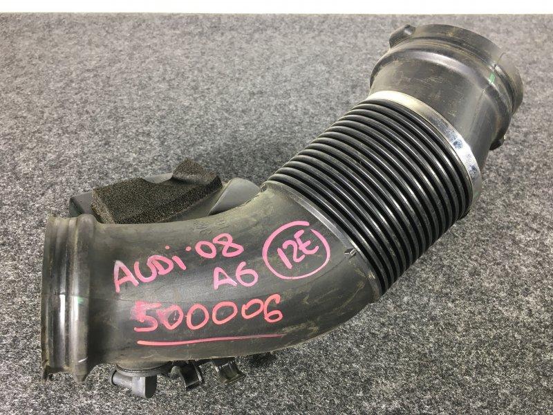 Гофра воздушного фильтра Audi A6 4F2 BDX 2008 500006 (б/у)