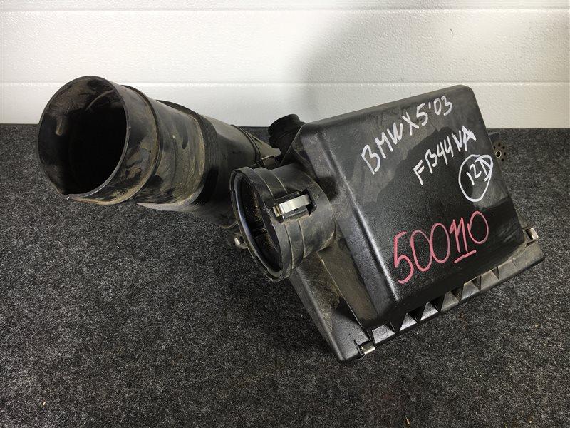 Корпус воздушного фильтра Bmw X3 E83 M54 2003 500110 (б/у)