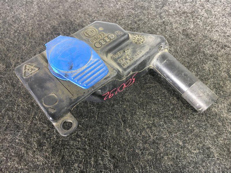 Горловина бачка омывателя Audi A4 B8 CDH 2008 500192 Верхняя часть, заливная горловина. (б/у)