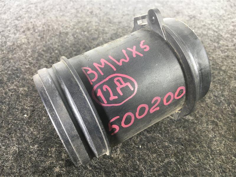 Датчик расхода воздуха Bmw X5 E53 N62 2003 500200 (б/у)