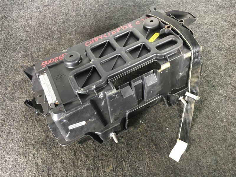 Кронштейн под аккумулятор Chrysler 300C 5H164043 59K112410413 2008 500260 (б/у)