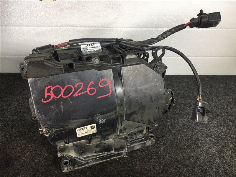 Корпус моторчика печки Audi A6 4F2 BDX 2008 500269 (б/у)