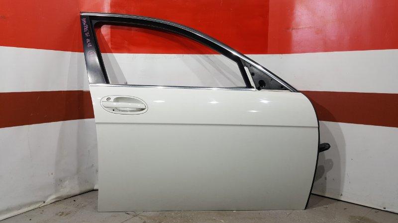 Ручка двери Bmw 7-Series E65 N62B48B 2007 передняя правая (б/у)