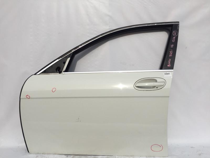 Ручка двери Bmw 7-Series E65 N62B44A 2004 передняя левая (б/у)