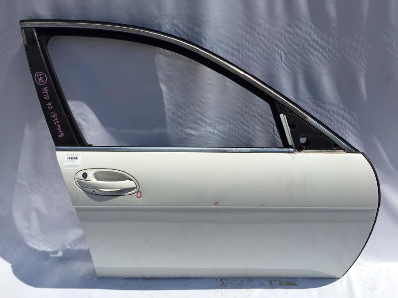 Ручка двери Bmw 7-Series E65 N62B44A 2004 передняя правая (б/у)