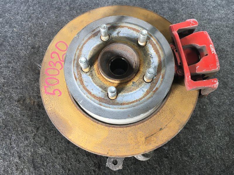 Диск тормозной Chrysler 300C 5H164043 59K112410413 2008 задний правый 500320 (б/у)