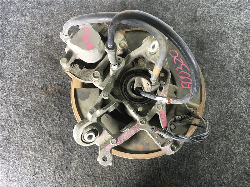 Тросик ручного тормоза Chrysler 300C 5H164043 59K112410413 2008 задний правый 500320 (б/у)