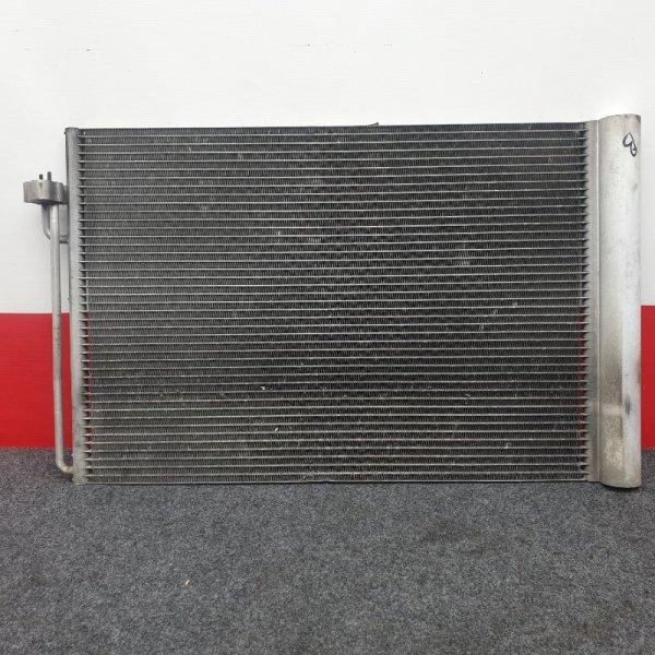 Радиатор кондиционера Bmw 7-Series E65 N62B44A 2004 (б/у)