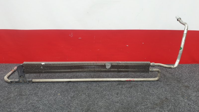 Радиатор масляный Bmw 7-Series E65 N62B44A 2004 Только масляный радиатор (узкий). (б/у)