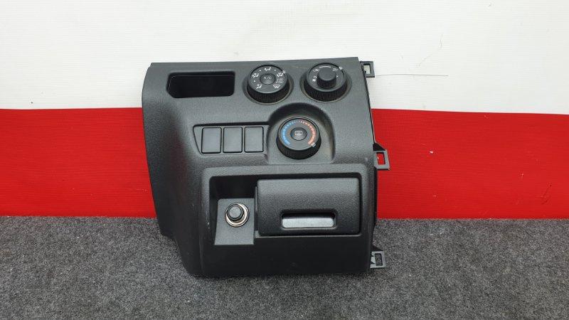 Блок управления климат-контролем Toyota Hiace KDH201 1KD 2014 (б/у)