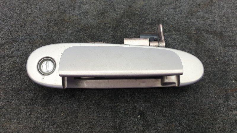 Ручка двери Toyota Vitz SCP10 1SZ 2000 передняя правая (б/у)
