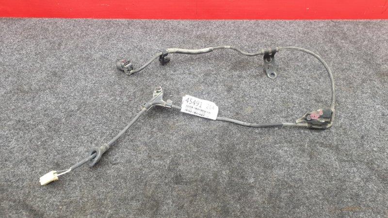 Провод датчика abs Toyota Corolla Fielder NZE121 1NZ 2003 задний левый (б/у)