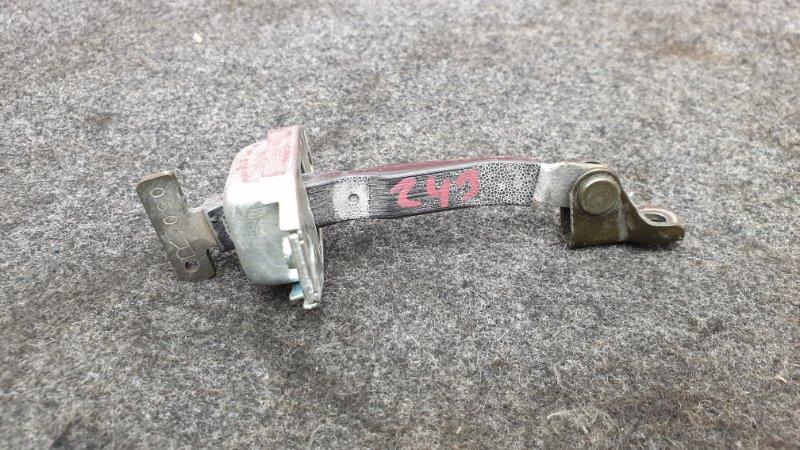 Ограничитель двери Toyota Vitz SCP10 1SZ 2000 передний правый (б/у)