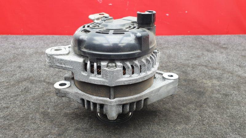 Генератор Honda Odyssey RB3 K24A 2008 Фишка 4 контакта, квадратная. (б/у)