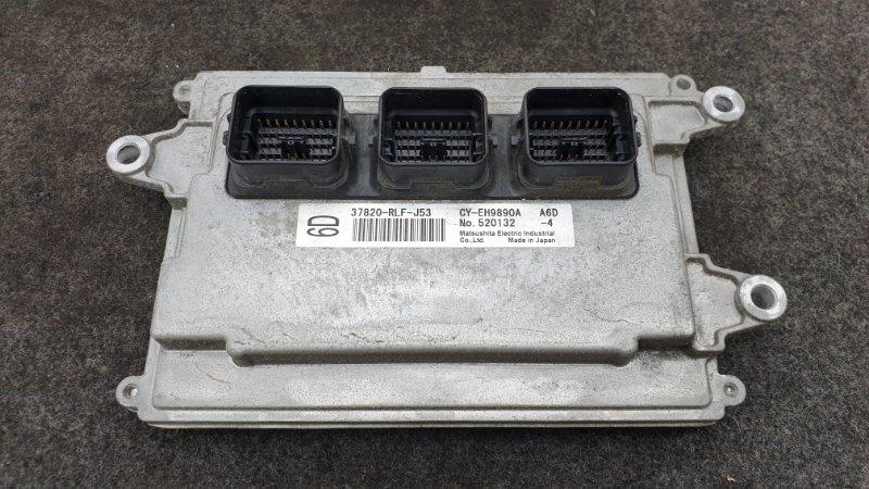 Блок управления двс Honda Odyssey RB3 K24A 2008 1 ящик. (б/у)