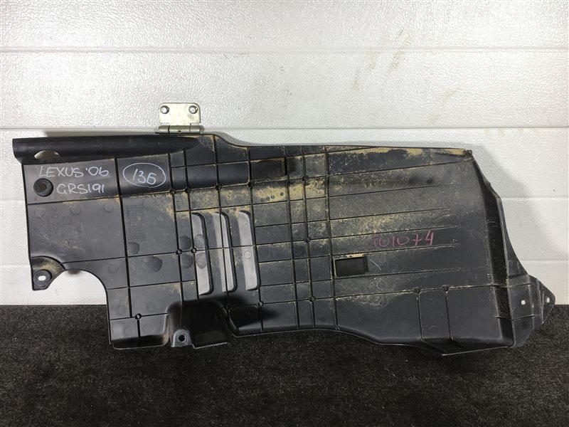 Крышка двигателя Lexus Gs350 GRS191 2GRFSE 2006 501074 (б/у)