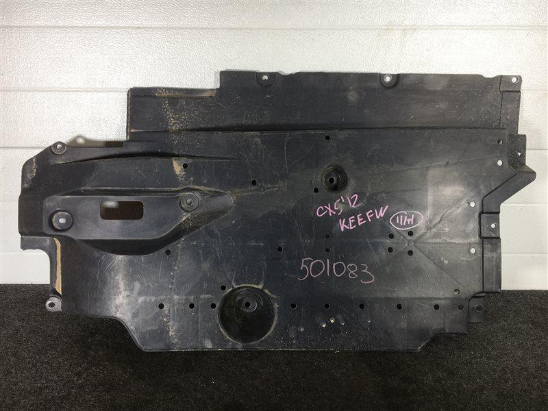Защита днища кузова Mazda Cx-5 KEEFW PE 2012 501083 (б/у)