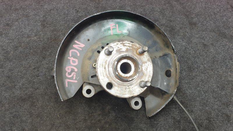 Датчик abs Toyota Ist NCP65 1NZ передний левый На ступице (б/у)