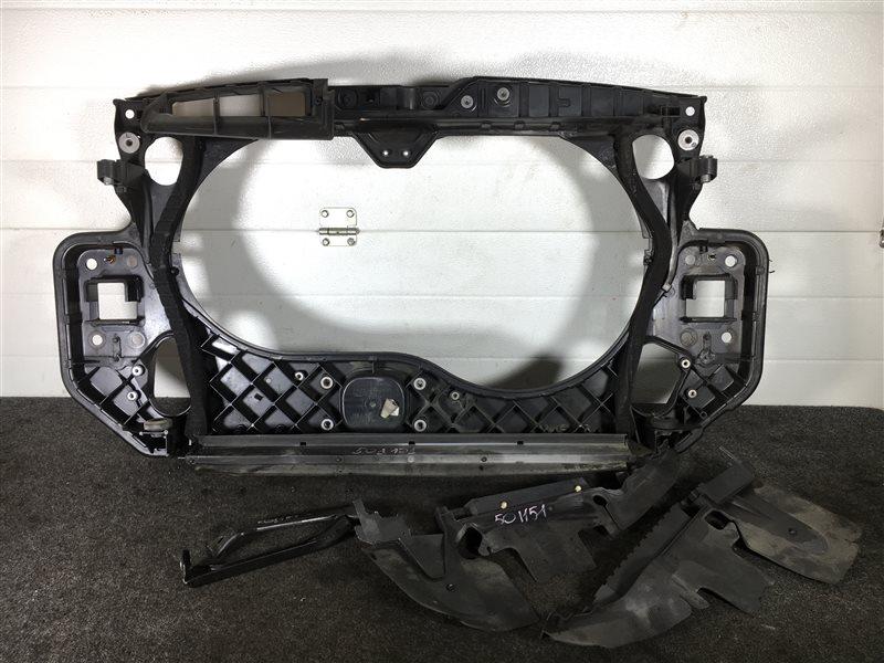 Рамка радиатора Audi A6 4F2 BDX 2008 501151 (б/у)